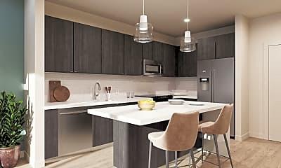 Kitchen, Lantower River Landing, 1