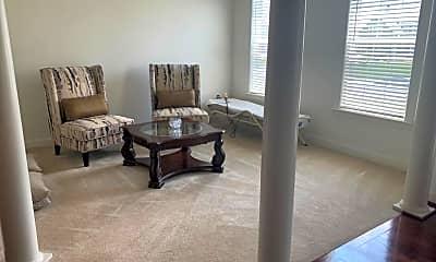Living Room, 221 Upperville Dr, 2