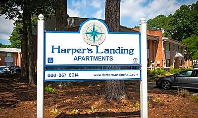 Community Signage, Harborstone, 0