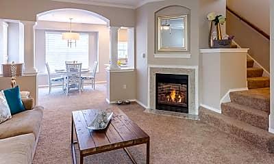 Living Room, Boulder Creek, 1