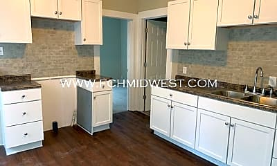 Kitchen, 1507 Sherman Blvd, 1