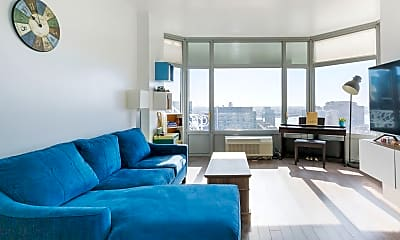 Living Room, 200 E 32nd St 30-A, 0