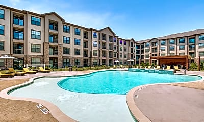 Pool, Haven at Westheimer, 1