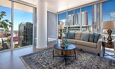 Living Room, 1050 S Grand Ave 1901, 0