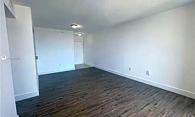 Living Room, 117 NW 42nd Ave 815, 1