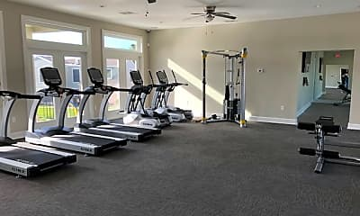Fitness Weight Room, Waterford Grove, 2
