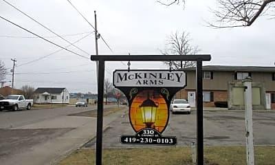 Community Signage, 330 Calumet Ave, 0