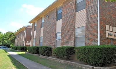 Grandview Garden Apartments, 1