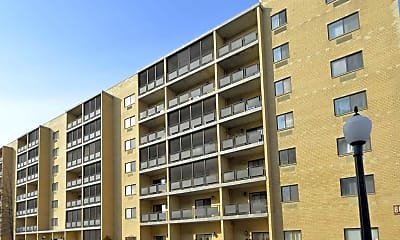Building, New Springville Apartments, 0
