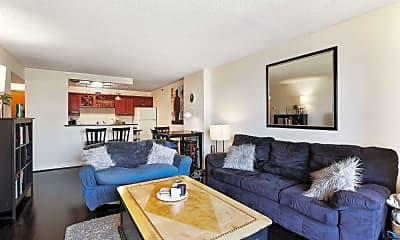 Living Room, 1225 Lasalle Ave 1204, 1