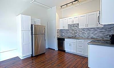 Kitchen, Viridian Lofts, 0