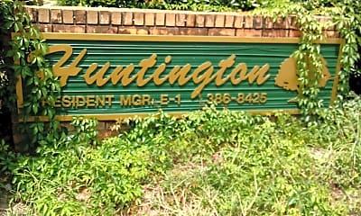 Huntington Apartments, 1