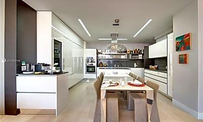 Kitchen, 10155 Collins Ave PH8, 1