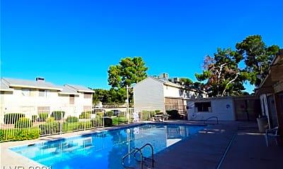 Pool, 4770 S Topaz St 57, 1