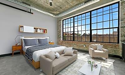Bedroom, 3000 Locust St, 0