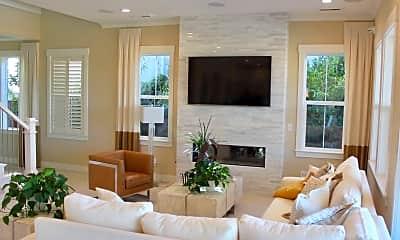 Living Room, 2009 Elderberry Dr, 1