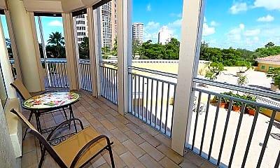 Patio / Deck, 4751 Bonita Bay Blvd 404, 1