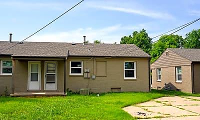 Building, 6102 E Oakwood Dr, 2