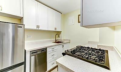 Kitchen, 340 E 80th St 14L, 1