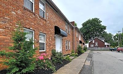Building, 216 E 13th St, 1