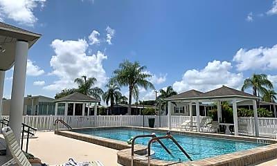 Pool, 937 W Orinoco Ave, 2