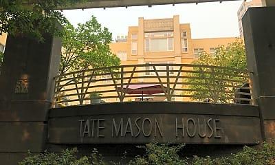 Tate Mason House, 1