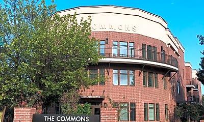 Commons on Classen, 0