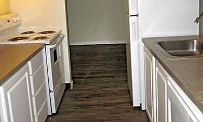 Kitchen, Evergreen on 47th 1111 47th Street SE, 1
