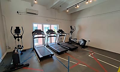 Fitness Weight Room, 615 Water Street, 2