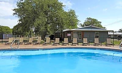 Pool, Boston Creek, 1