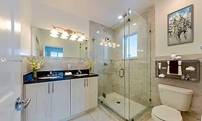 Bathroom, 850 SW 14th Ave, 2