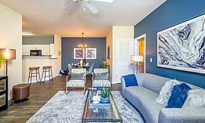 Living Room, One Rocky Ridge, 1