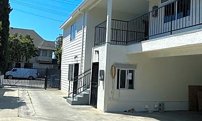 Building, 921 W 21st St, 1