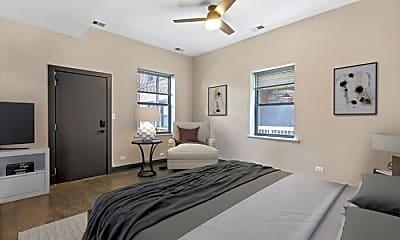 Bedroom, 915 W Addison St, 0
