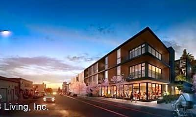 Building, 4445 Piedmont Ave, 2
