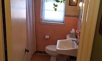 Bathroom, 308 W 22nd St, 2