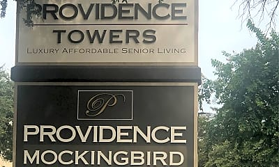 Providence Towers, 1