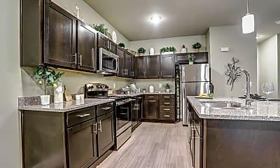 Kitchen, Prairie Gate Community, 0