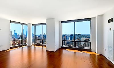 Living Room, 200 West 67th Street #41A, 1