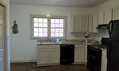 Kitchen, Room for Rent -  a 2 minute walk to bus 853, 0