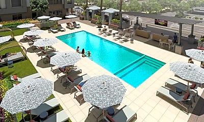 Pool, 240 W Osborn Rd 2046, 1