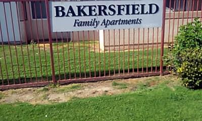 Bakersfield Family Apartments, 1
