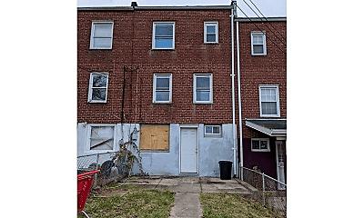 Building, 4124 Balfern Ave, 2