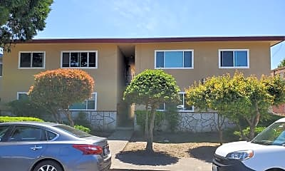 Building, 5446 Shasta Ave, 1