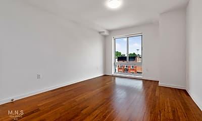 Living Room, 1328 Fulton St 302, 1