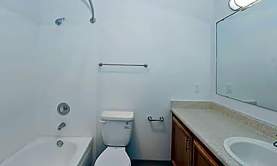 Bathroom, The Harrison, 2