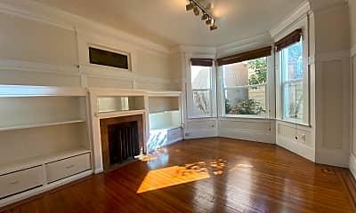 Living Room, 1271 California St, 2