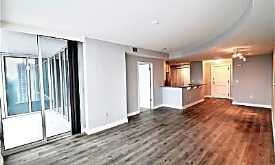 Living Room, 3338 Peachtree Rd NE 2808, 0