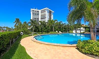 Pool, 101 Benjamin Franklin Dr 64, 1