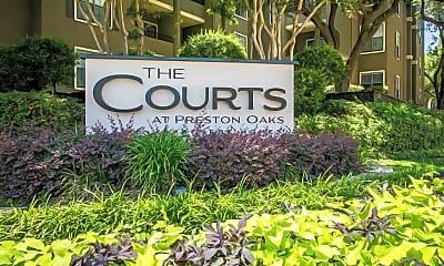 The Courts at Preston Oaks, 1